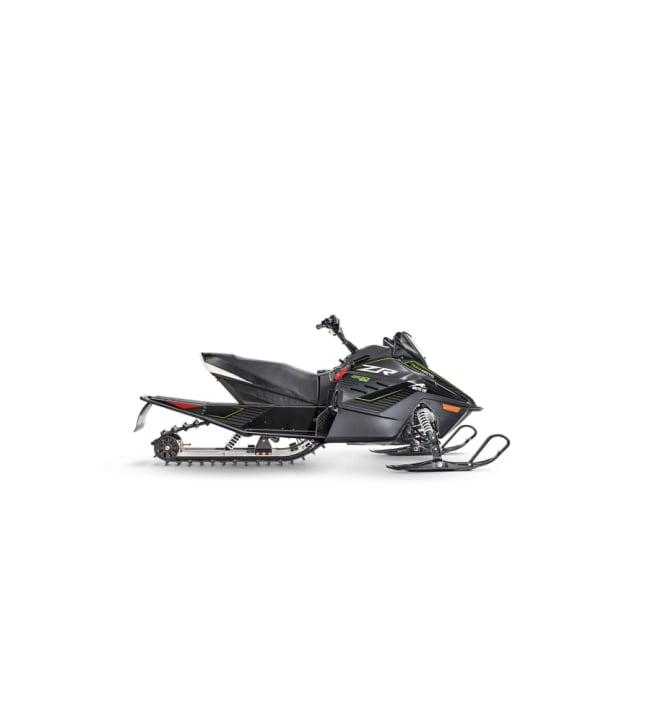 Arctic Cat 2020 ZR 200 ES musta moottorikelkka