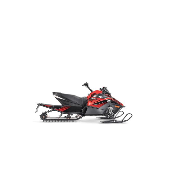 Arctic Cat 2020 ZR 200 ES punainen moottorikelkka