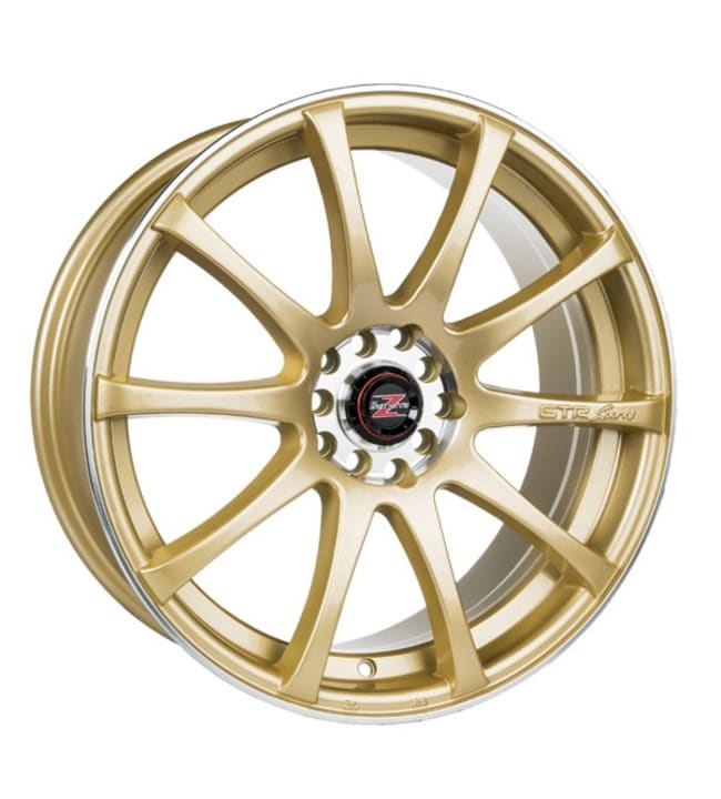Barzetta GTR Gold 7.5x18 Jako:5x114.3 ET:40 vanne