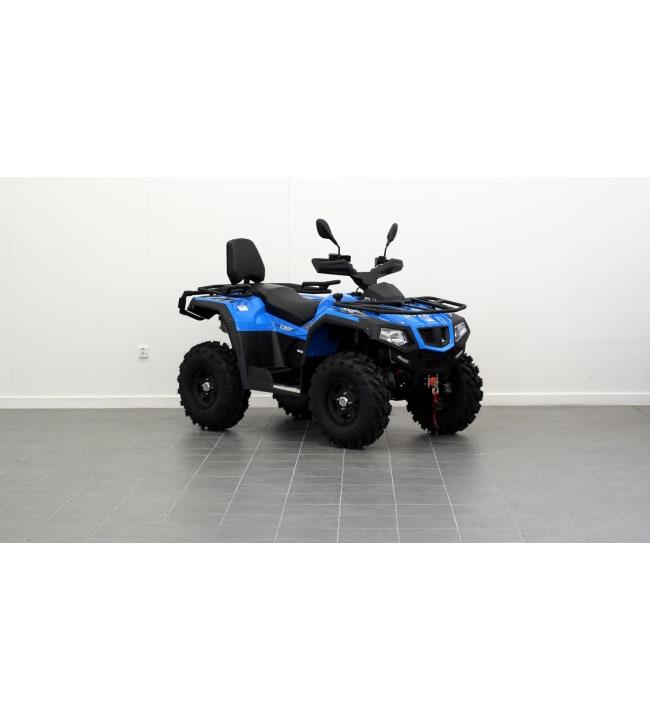 Trapper Chaser 550 T3B EFI EPS sininen mönkijä