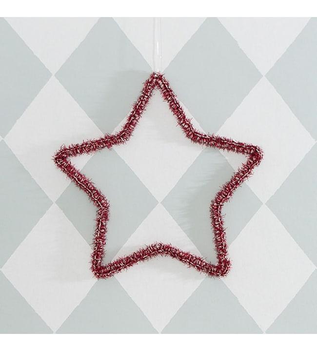 Filona Kimalle tähti-ikkunakoriste tarvikepaketti