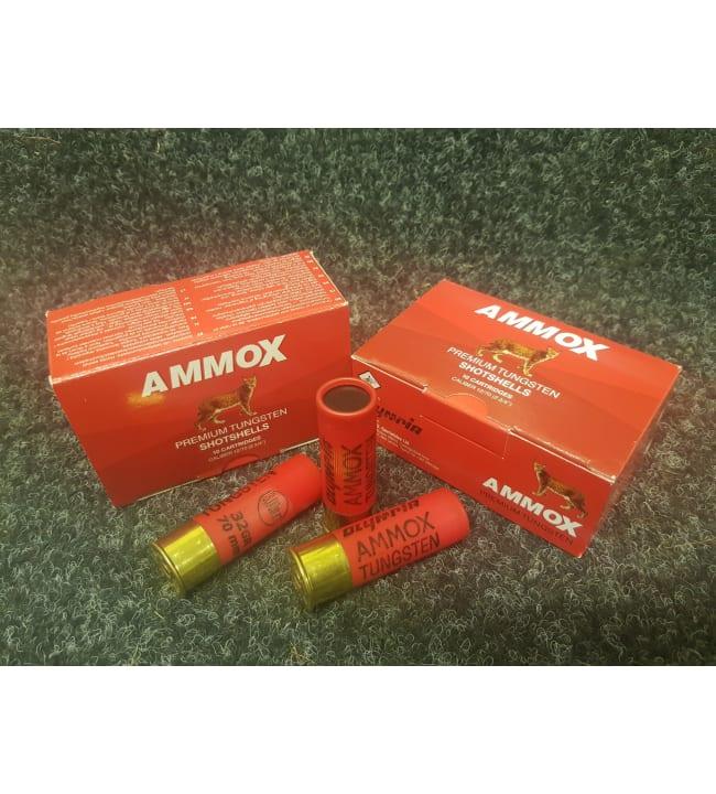 Ammox Premium Tungsten 12/70 32 g 3,0 mm 10 kpl haulikonpatruuna