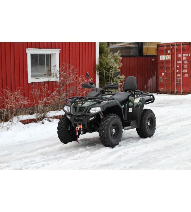 Trapper Chaser 550 EFI EPS vihreä mönkijä