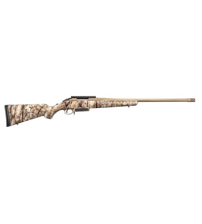 Ruger American Camo 6,5 Creedmoor kivääri