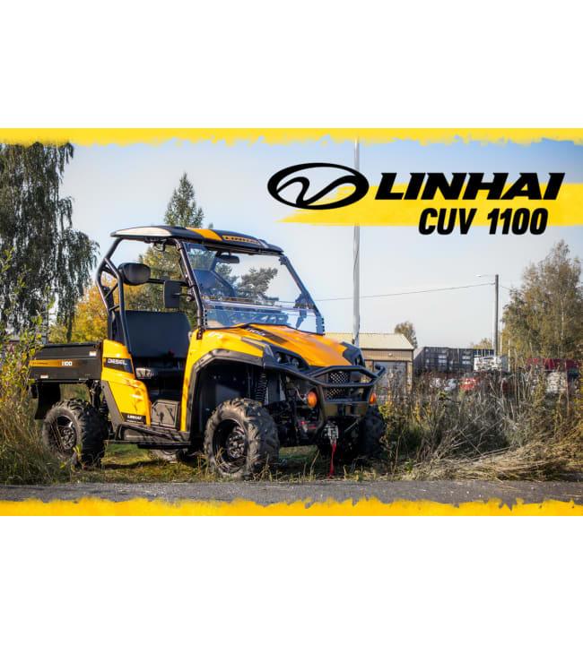 Linhai CUV 1100 T1B EPS Diesel UTV mönkijä