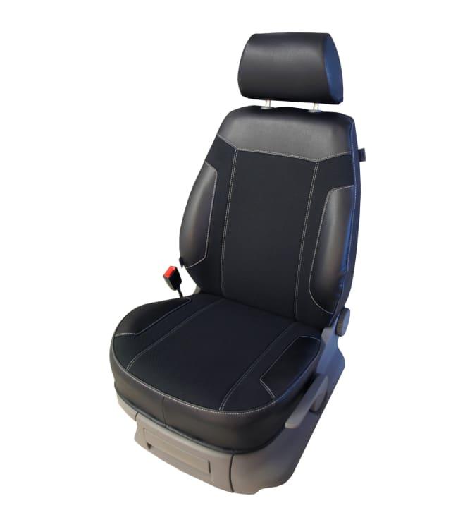Pebe Skoda Octavia 13> GT-musta istuimeen istuinsuoja