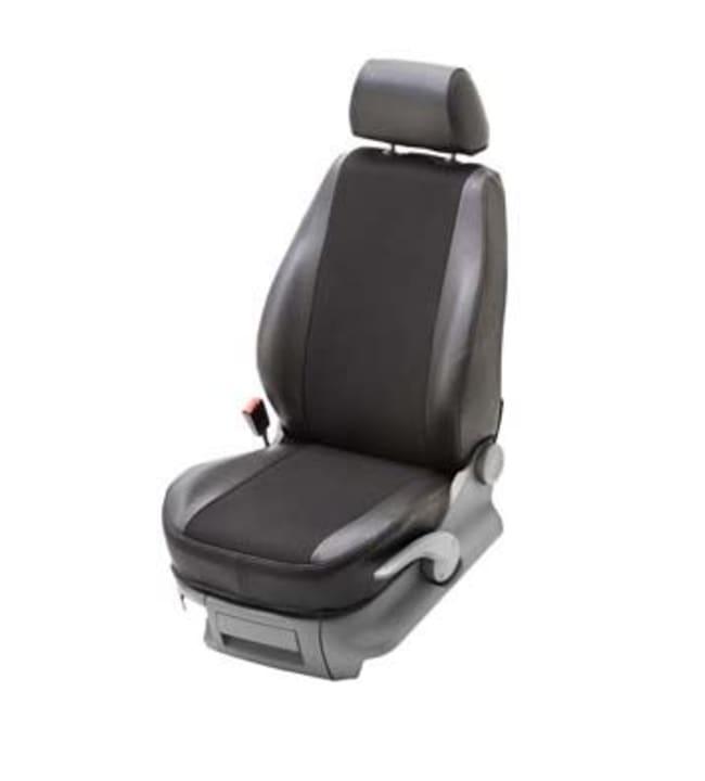 Pebe Stark Renault Kangoo kuljettajan istuimen istuinsuoja musta