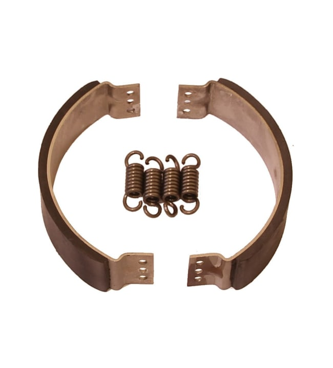 Iron Baltic Clutch wear pads kit: for HD clutch