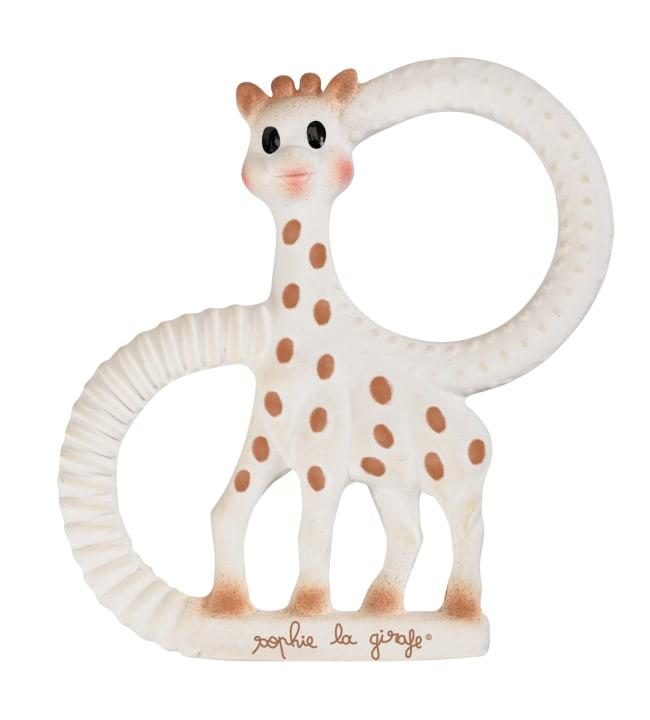 Sophie la girafe erittäin pehmeä pururengas