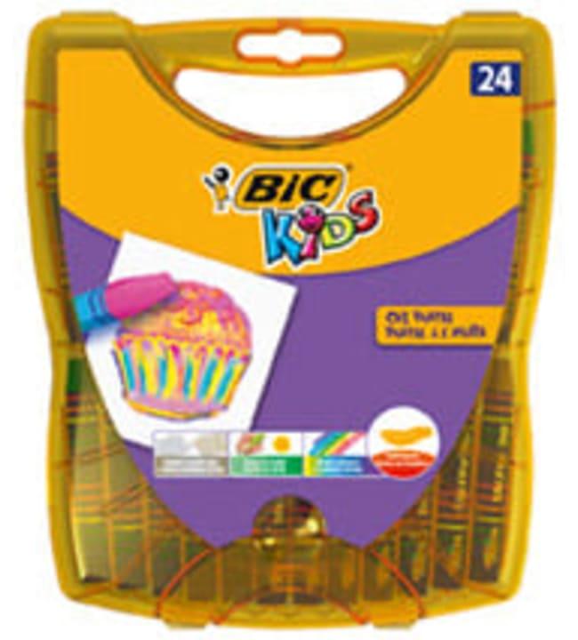 BIC kids öljyvahaliidut muovirasiassa