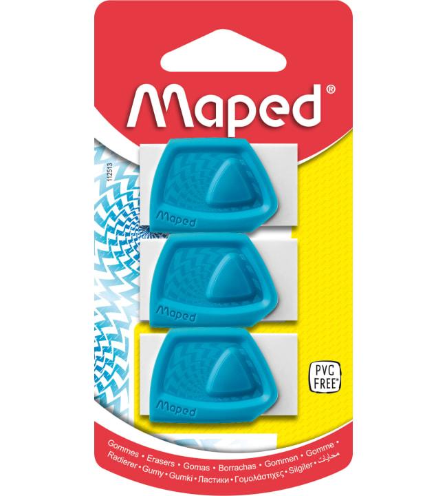 Maped Precision 3 kpl pyyhekumi