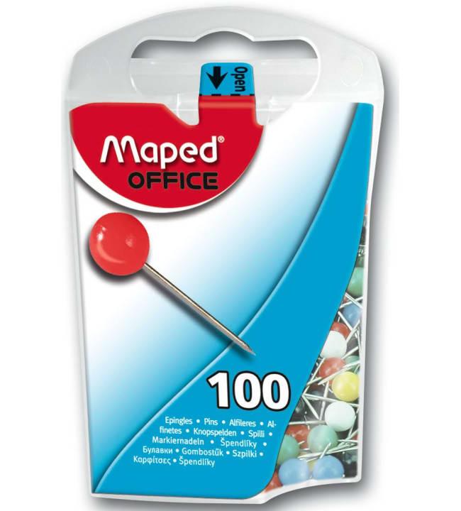 Maped 100kpl karttaneula