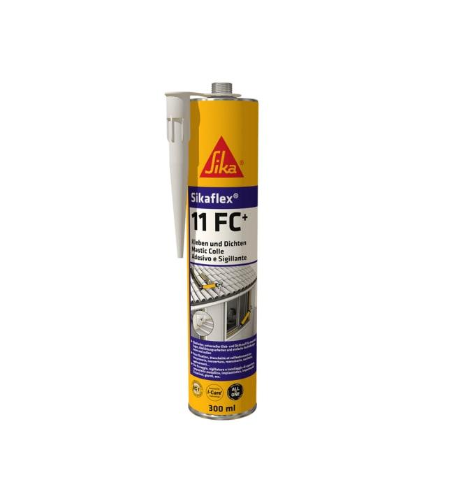 Sikaflex 11FC+ vaalean harmaa 300 ml saumamassa