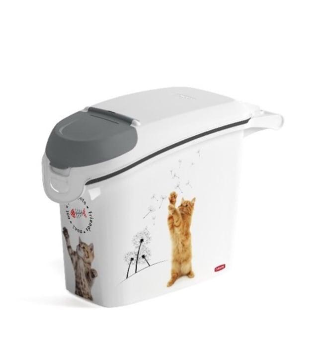 Curver Pets 6 kg kissanruokasäiliö