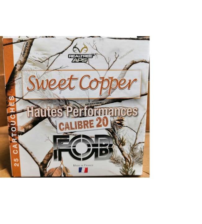 FOB Sweet Copper 12/70 30 g 25 kpl haulikonpatruuna