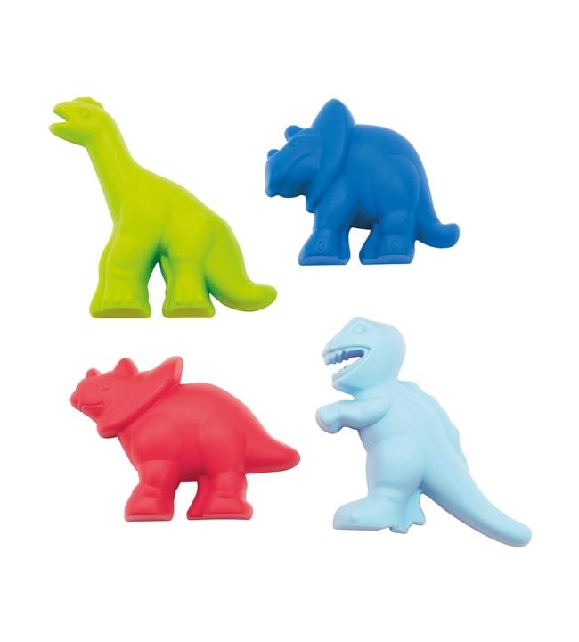 Ecoiffier Dinosaurus hiekkamuotit 4 kpl/pakkaus