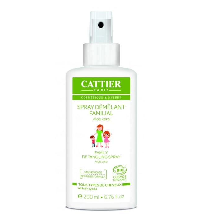 Cattier 200 ml hiustenselvityssuihke