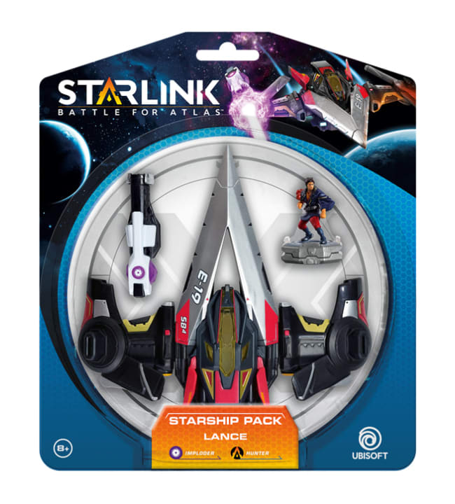 Starlink: Battle for Atlas Starship Pack Lance avaruusalus