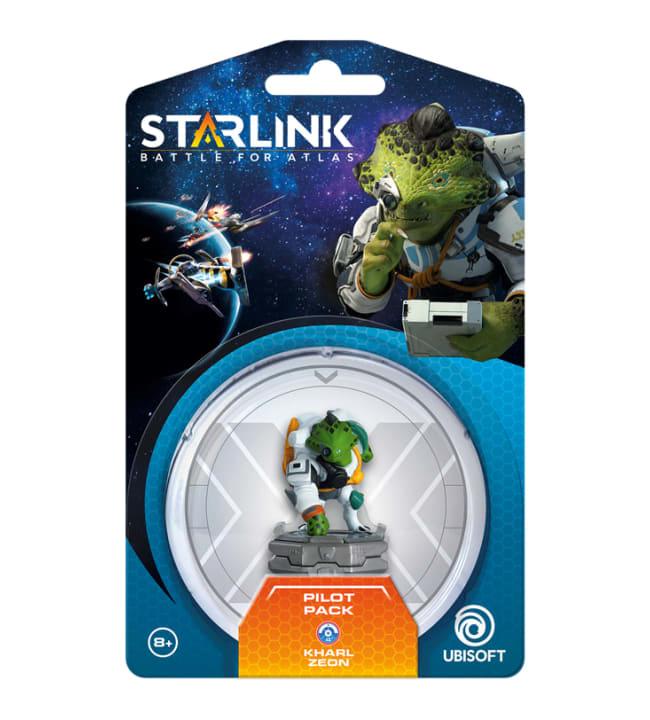 Starlink: Battle for Atlas Pilot Pack Kharl Zeon pelihahmo