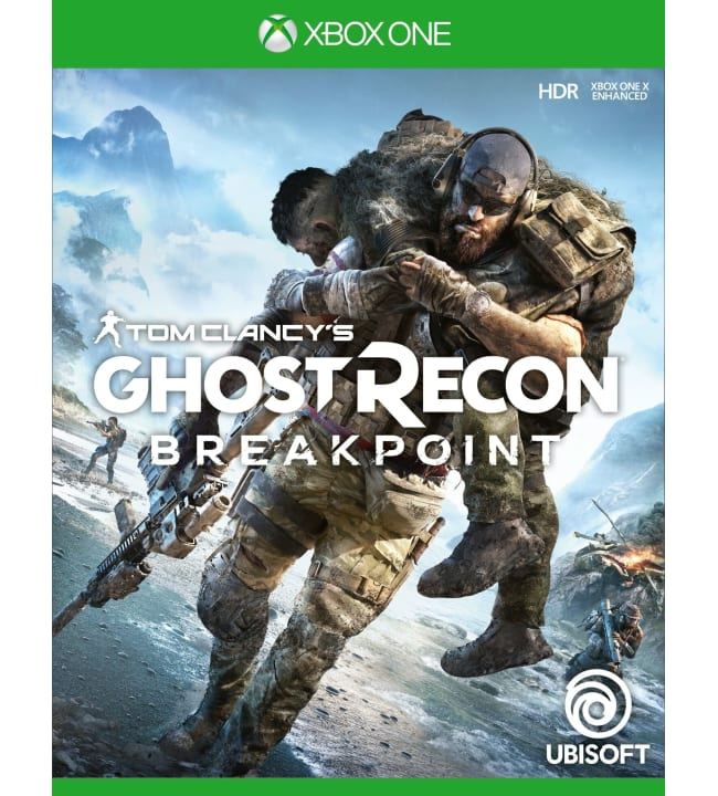 Tom Clancy´s Ghost Recon Breakpoint XBONE