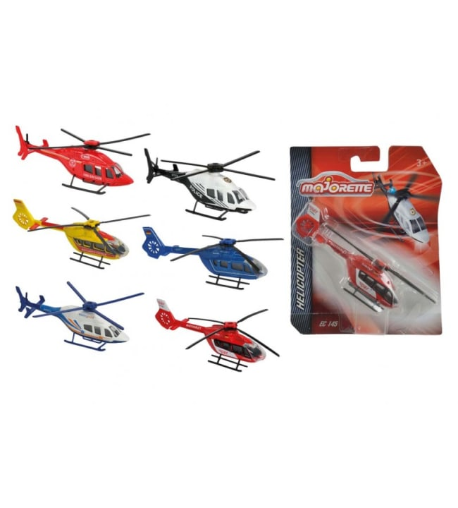 Majorette Helicopter helikopteri
