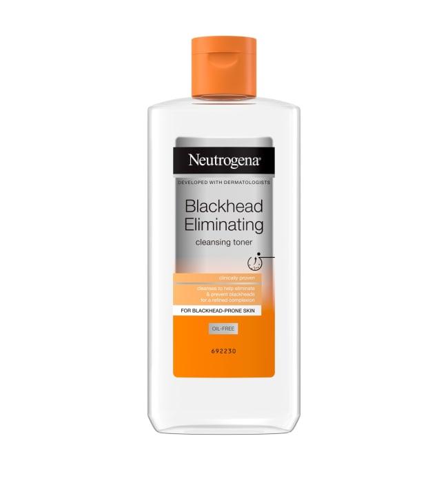 Neutrogena Blackhead Eliminating Cleansing Toner 150 ml kasvovesi