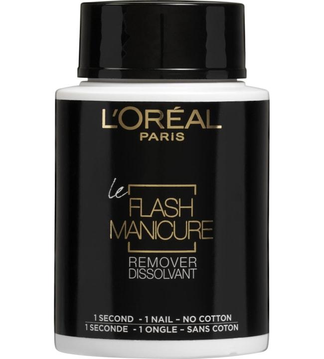 L'Oréal Paris Flash Remover 75 ml kynsilakanpoistoaine