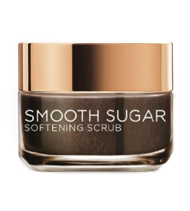 L'Oréal Paris Smooth Sugars Caring 50 ml ravitseva sokerikuorinta