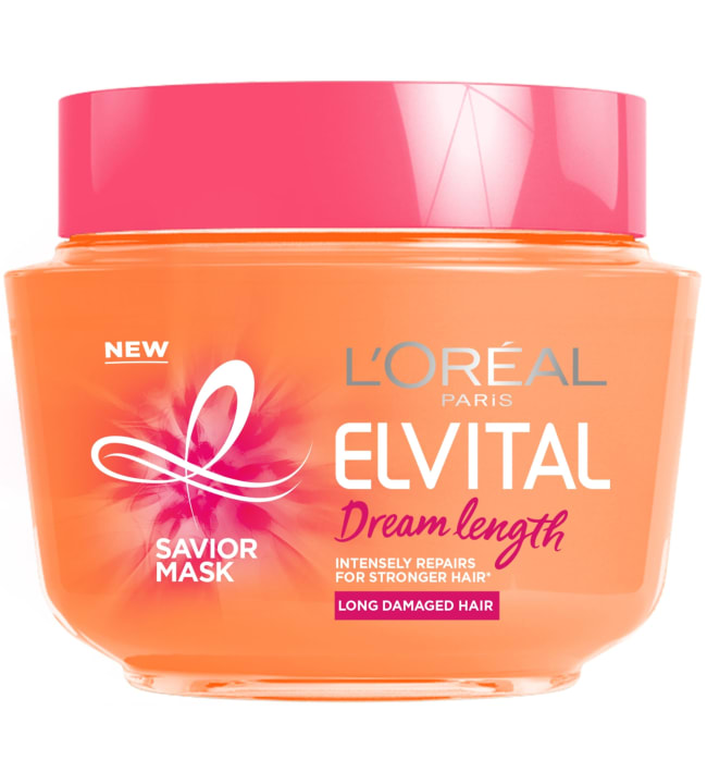 L'Oréal Paris Elvital Dream Length Savior Mask 300 ml hiusnaamio