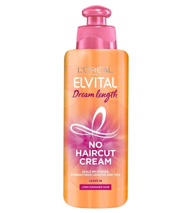 L'Oréal Paris Elvital Dream Length No Haircut 200 ml hoitovoide