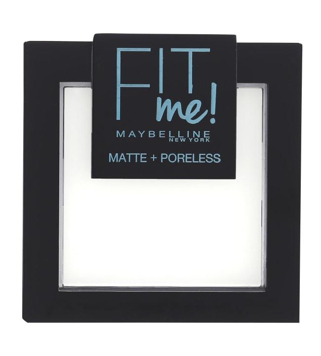 Maybelline Fit Me Matte + Poreless puuteri