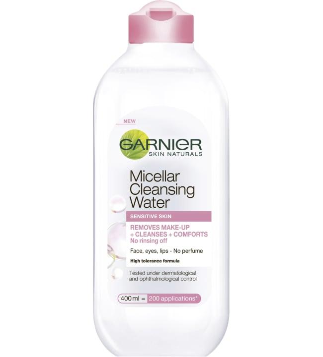 Garnier Skin Naturals Micellar 400 ml puhdistusvesi