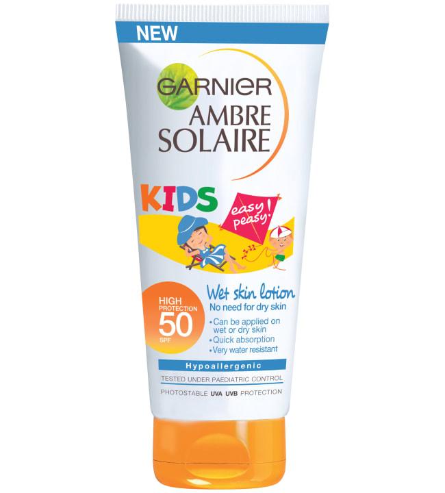 Garnier Ambre Solaire Kids  SK50 150 ml aurinkosuoja