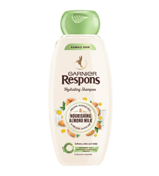 Garnier Respons Almond Milk 400 ml shampoo