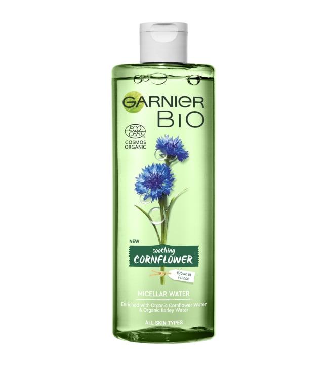 Garnier Bio Soothing Micellar 400 ml puhdistusvesi