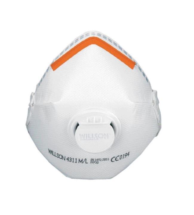 Honeywell FFP3D 10kpl hengityssuojain venttiilillä