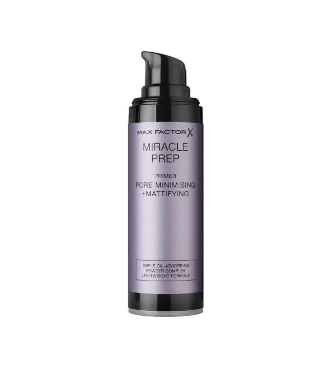 Max Factor Miracle Prep Pore Minimizing + Mattifying pohjustusvoide