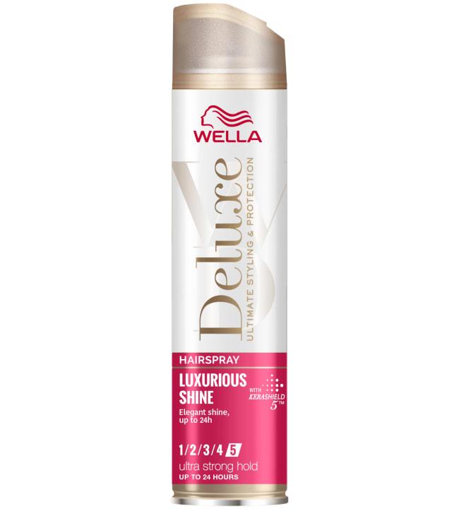 Wella Deluxe Lux Shine Ultra strong 250 ml hiuskiinne