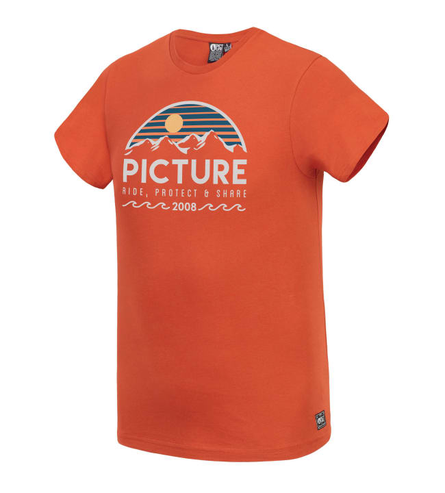 Picture Organic Clothing Yukon miesten t-paita