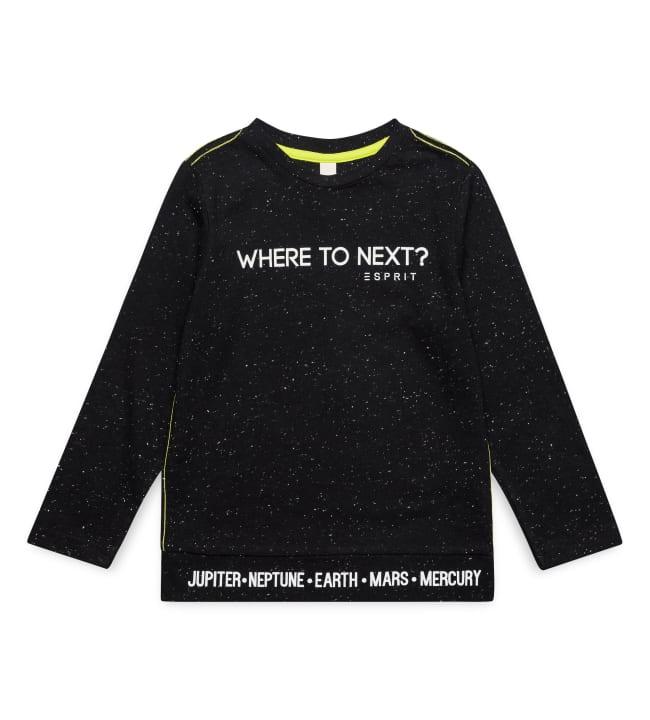 Esprit lasten pitkähihainen paita