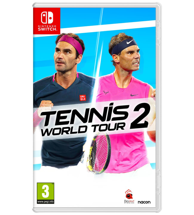 Tennis World Tour 2 NSW