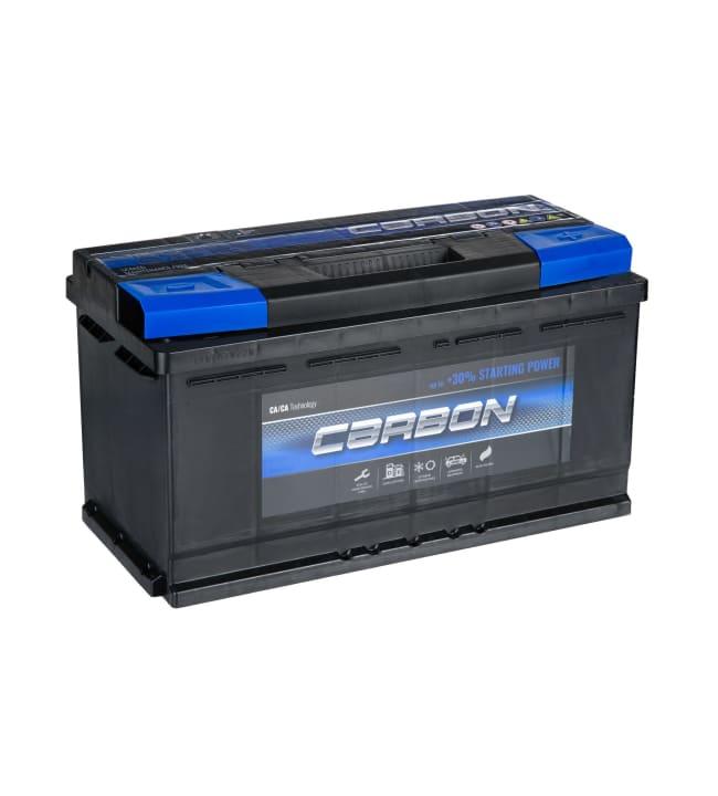 Carbon 12V 100Ah 840A käynnistysakku