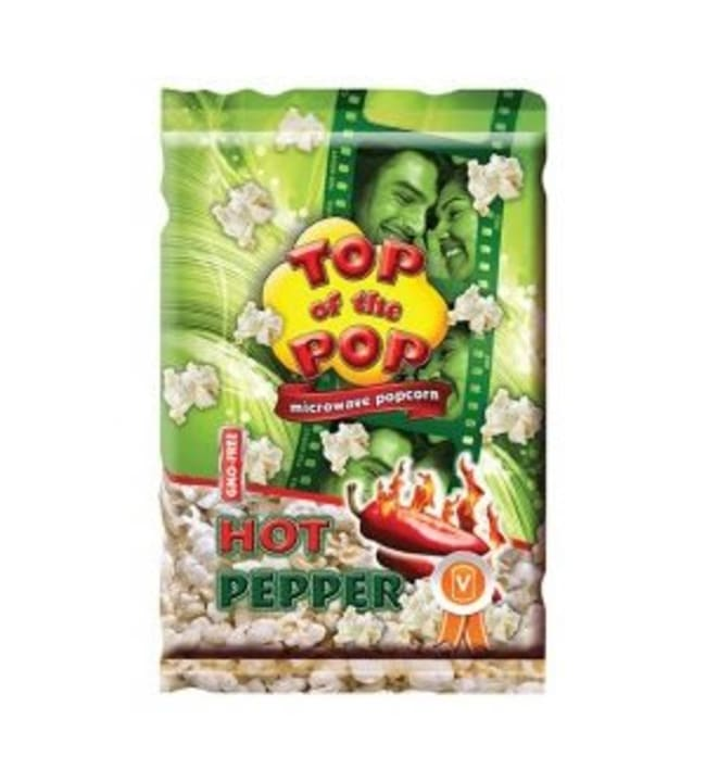 Top Chilin makuinen 100 g MikroPopcorn