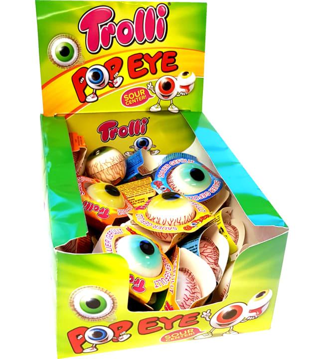 Trolli Pop Eye 18,8 g silmämuna