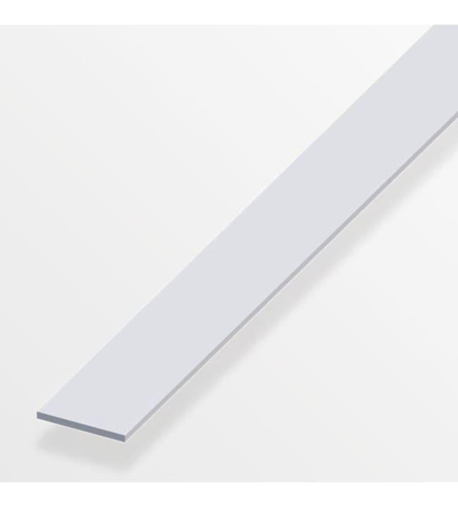 Alfer 30 x 3 mm lattatanko x 2 m alumiinilista