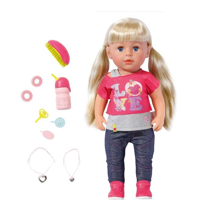 Baby Born Sister 43 cm interaktiivinen nukke