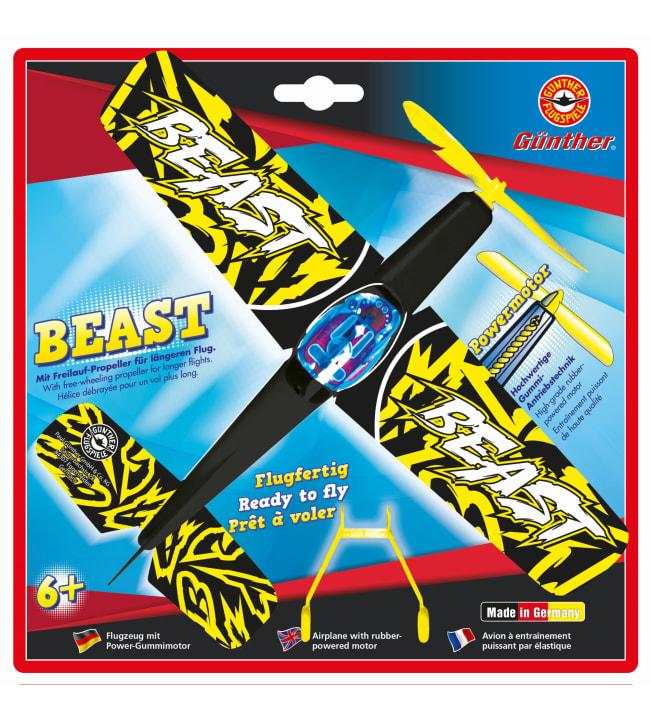 Günther Beast - kuminauhamoottorilentokone