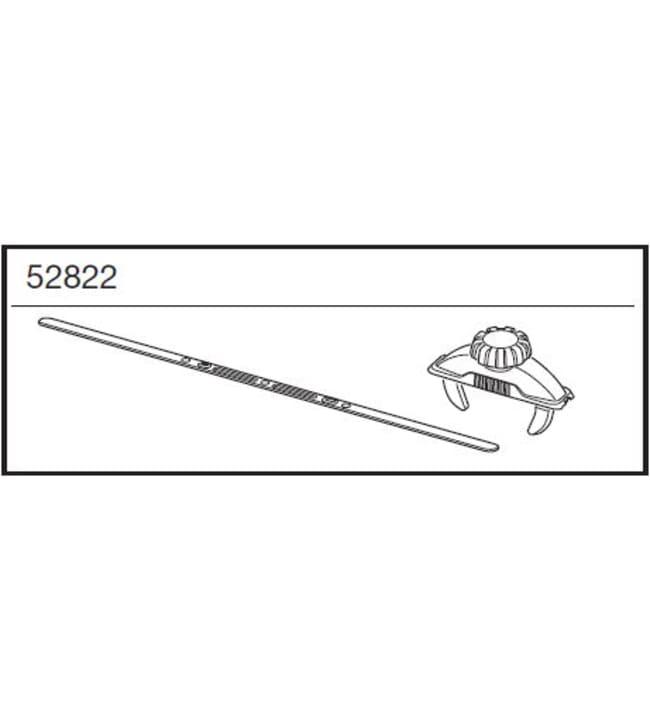 Thule TH 52822 PowerClick Motion XT boksiin kiinnitysmekanismi,