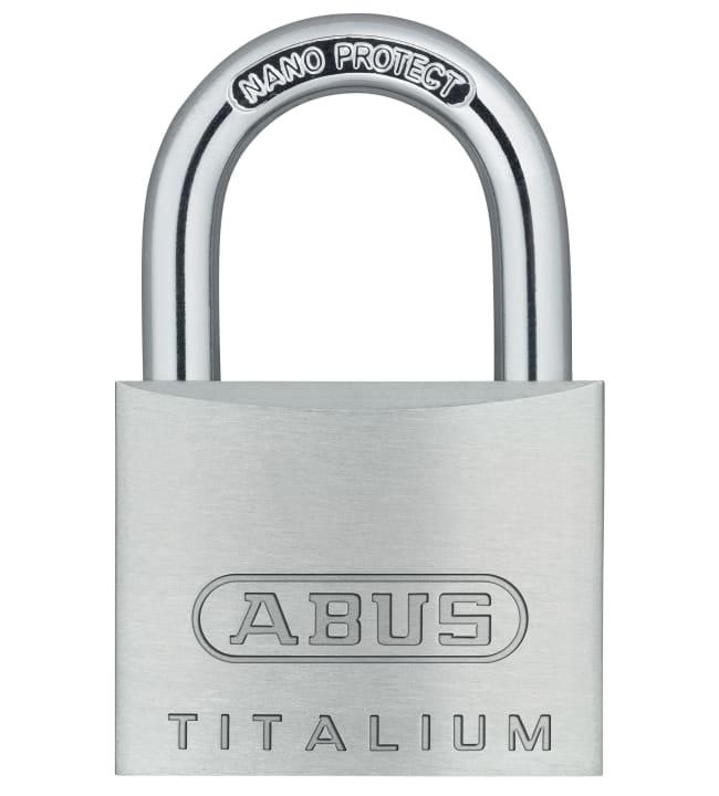 Abus 64TI/40 titalium riippulukko