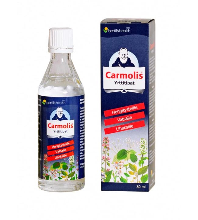 Carmolis 80 ml yrttitipat